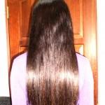 Наращеные волосы
