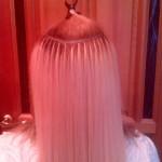 Светлые нарощенные волосы
