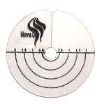 Подкладочный диск для наращивания волос